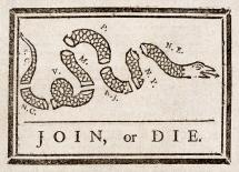 Join, or Die - Ben Franklin and the Political Cartoon