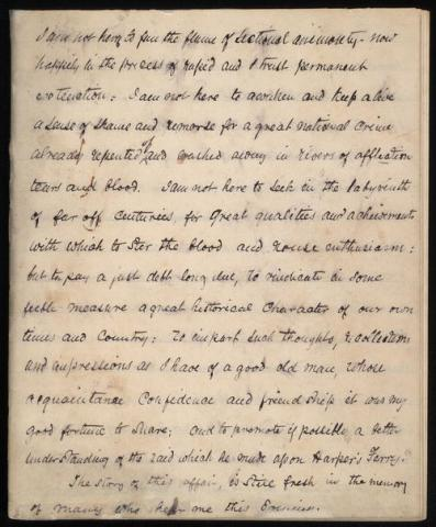 frederick douglass writing style Narrative of the life of frederick douglass is an 1845 memoir and treatise on abolition thompson was confident that douglass was not capable of writing the.