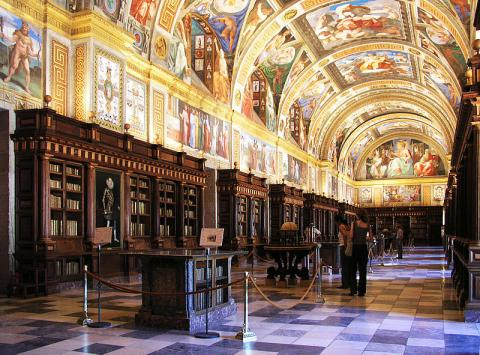 Inside Look at El Escorial Tragedies and Triumphs Visual Arts World History Social Studies