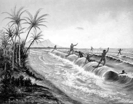 Hawaiian surfing picture Ancient Places and/or Civilizations Native-Americans and First Peoples  Sports Where in the World? by Students 0 Student Stories American History Social Studies