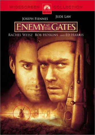 Enemy at the Gates DVD Cover