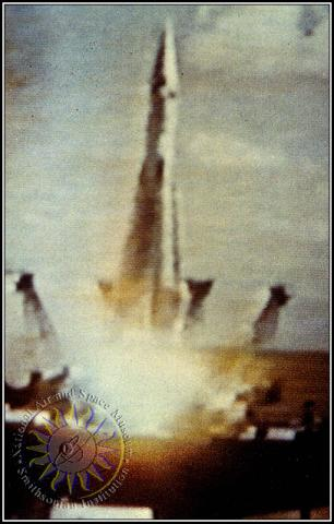 Launch of ICBM - Russian R-7 Missile Famous Historical Events Social Studies STEM Tragedies and Triumphs American History Russian Studies Aviation & Space Exploration
