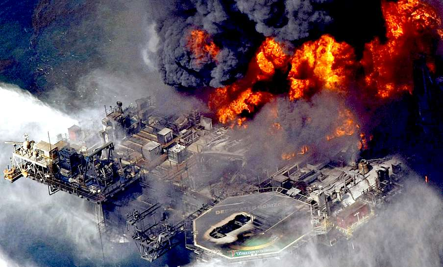 What Caused The Deepwater Horizon Explosion