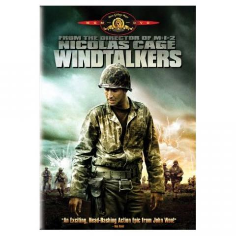 Windtalkers - DVD American History Famous Historical Events Native-Americans and First Peoples  Tragedies and Triumphs World War II Film