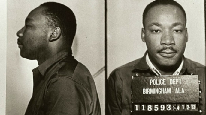 Letter From Birmingham Jail - Dr. Martin Luther King, Jr.