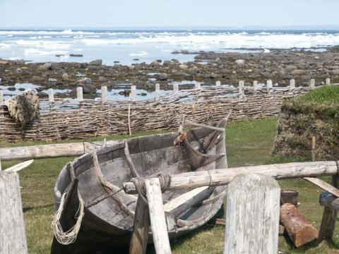 Vikings in North America L'Anse aux Meadows