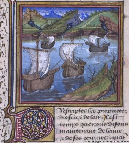 Medieval Life - Merchant Ships Geography Social Studies World History Visual Arts Medieval Times