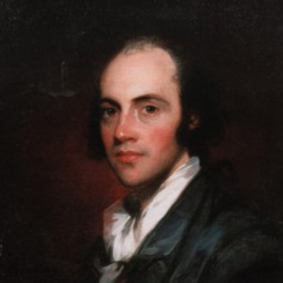 Aaron Burr and the Deadly Duel