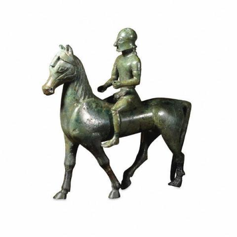 Ancient Artifact - Armento Rider Archeological Wonders Ancient Places and/or Civilizations History Social Studies World History Visual Arts