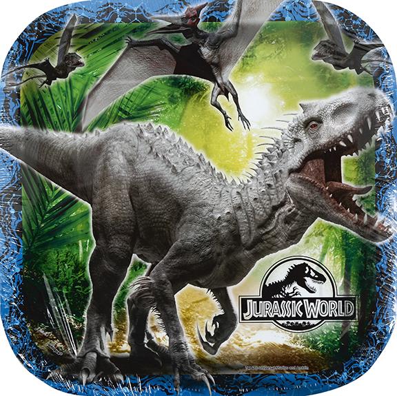 Jurassic Park - JURASSIC WORLD and INDOMINUS REX