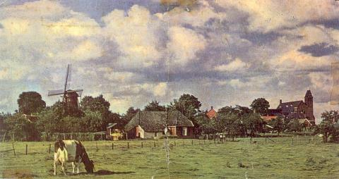 Pastoral Scene - Etten, The Netherlands Famous People Visual Arts Nineteenth Century Life Geography