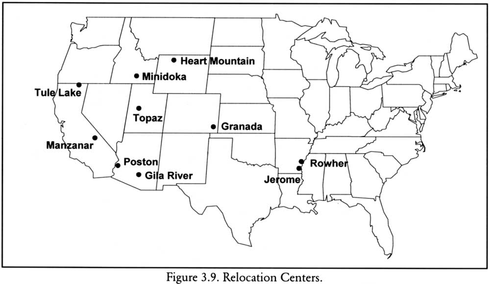 the importance of relocation centers of japanese americans It is important to distinguish sharply between the residents of relocation centers the relocation centers relocation of japanese americans.