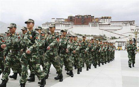 China invades Tibet 0 Awesome Teacher Story Share Biographies Famous People World History