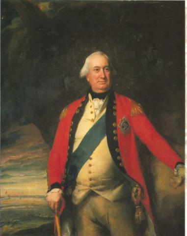 Lord Cornwallis - 1795 Famous People Tragedies and Triumphs World History Visual Arts