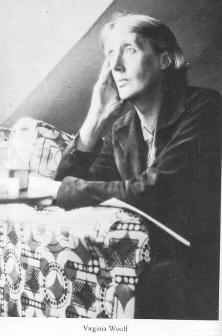 Virginia Woolf Photo - Circa 1930 Tragedies and Triumphs Famous People
