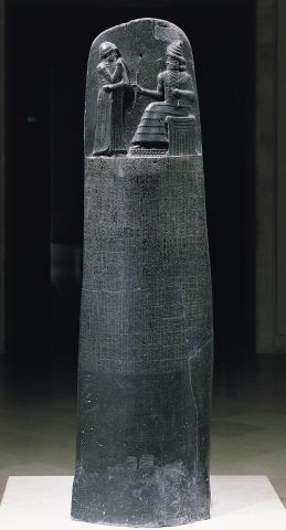 Hammurabi's Stele Famous People Ancient Places and/or Civilizations Archeological Wonders History Social Studies World History Law and Politics