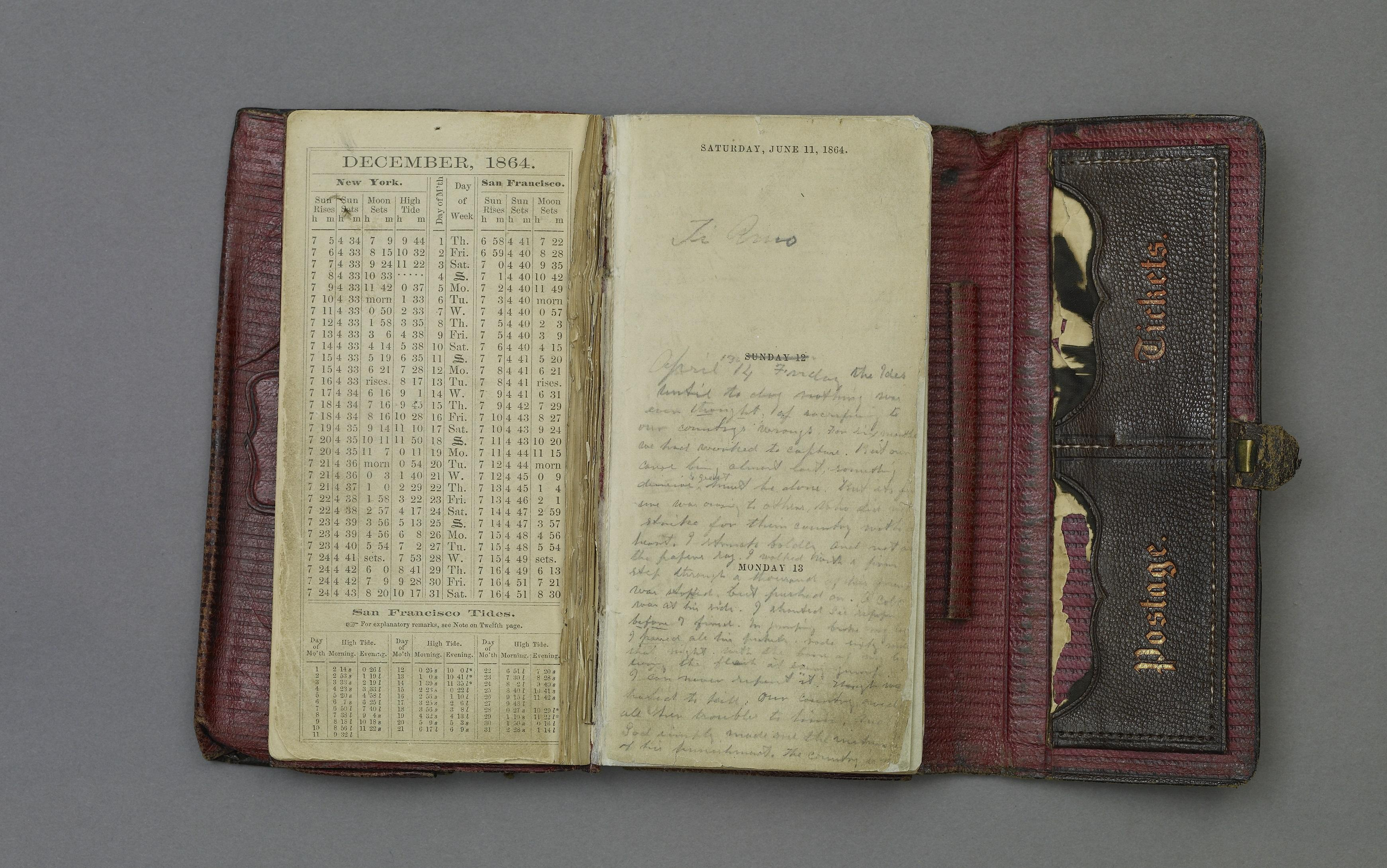 National Treasure: Book of Secrets - MISSING PAGES of a DIARY