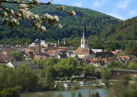 Lohr am main hometown of snow white for Heimbach lohr am main