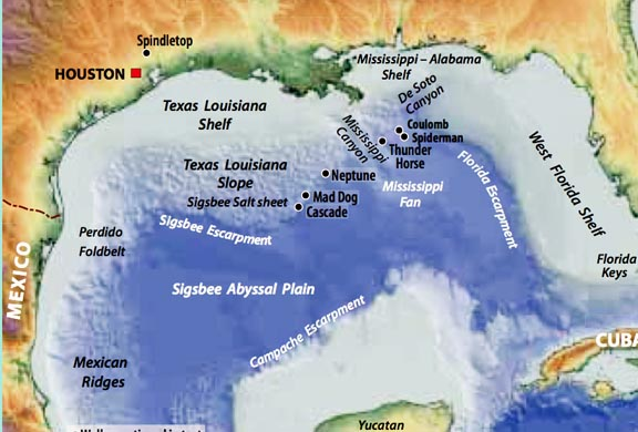 Deepwater Horizon: Disaster in the Gulf - OFFS DRILLING in the ... on