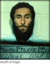 Embassy Bombings - Wadih El Hage, Convicted American History Disasters Tragedies and Triumphs Crimes and Criminals