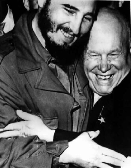 the life and leadership of nikita khrushchev The dictatorship of the proletariat and the leadership of the marxist-leninist party are indispensable conditions for the triumph of the - nikita khrushchev.