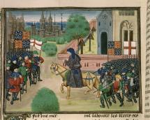 Rebellion Leads to a Peasants' Revolt