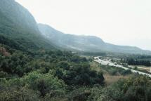 300 - Scene of Thermopylae Battle as It Appears Today