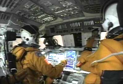 space shuttle columbia final moments - photo #36