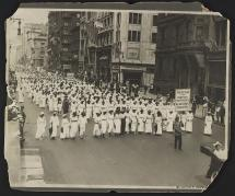 Silent Parade of 1917