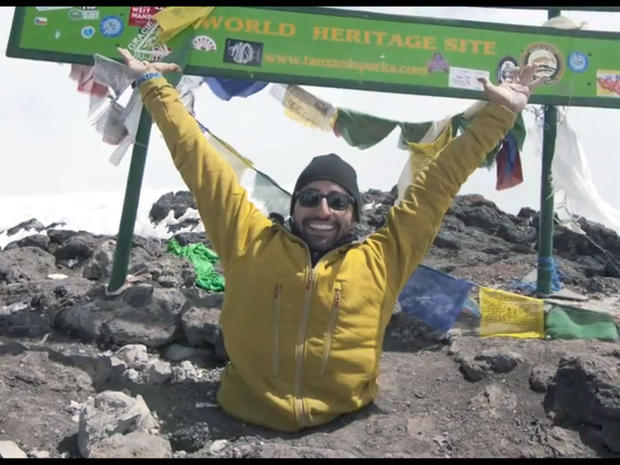 Spencer West - Legless Man Summits Kilimanjaro