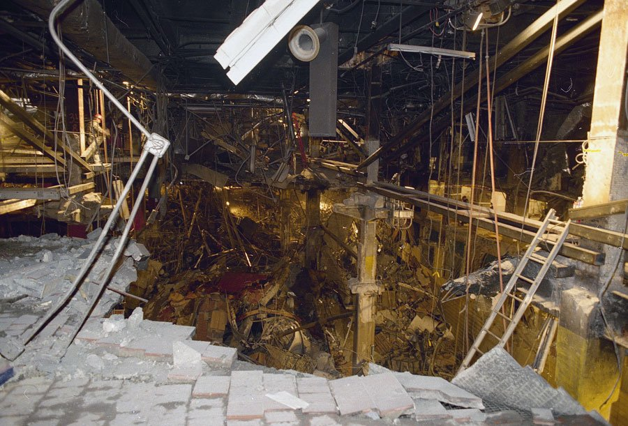 World Trade Center Attack 1993 World Trade Center Bom...