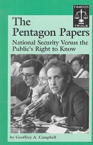 What are the Pentagon Papers?