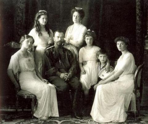 MORE ON THE ROMANOV FAMILY (Illustration) Famous Historical Events Famous People Geography History Social Studies World History Biographies