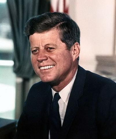 ¿Cuánto mide John F. Kennedy? - Altura - Real height 5bd836dea9