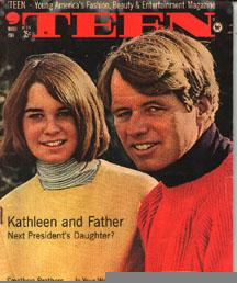 RFK and Kathleen Kennedy Biographies Social Studies The Kennedys Visual Arts
