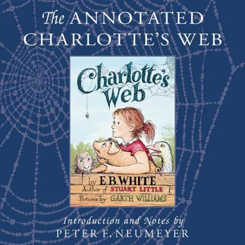 an introduction to the literary analysis of charlottes web Charlotte's web ch 3 charlotte's web chapter 3 synopsis: charlotte's web introduction chapter 1 chapter 2 chapter 3 chapter 4 chapter 5 chapter 6.