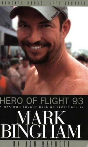 Flight 93 - Mark Bingham American History Disasters Social Studies Tragedies and Triumphs Biographies