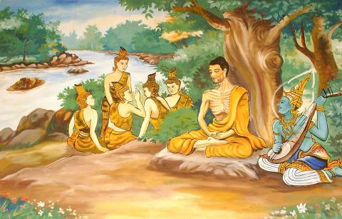 Life of the Buddha (Illustration) Tragedies and Triumphs Ethics Legends and Legendary People Philosophy