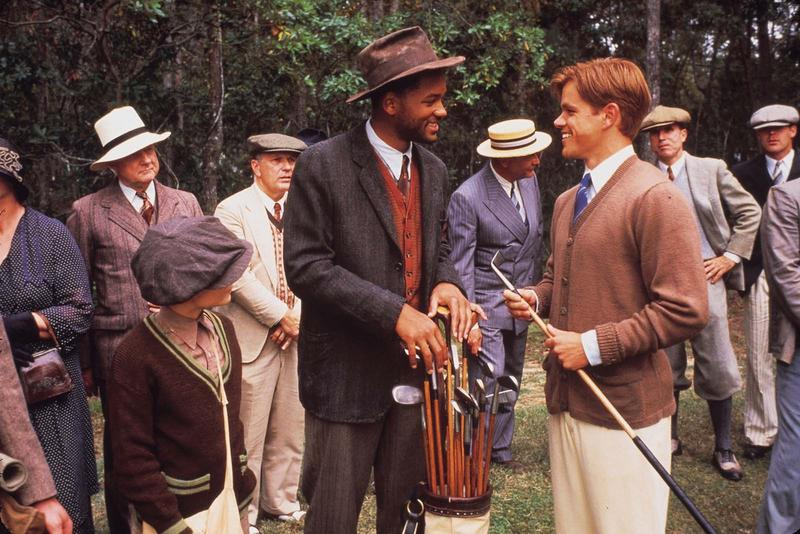 Golf Movie Legend Of Bagger Vance