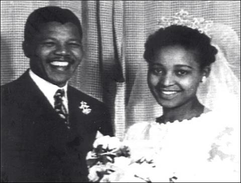 Mandela and Second Wife - Winnie Mandela Biographies Famous People Social Studies Tragedies and Triumphs World History