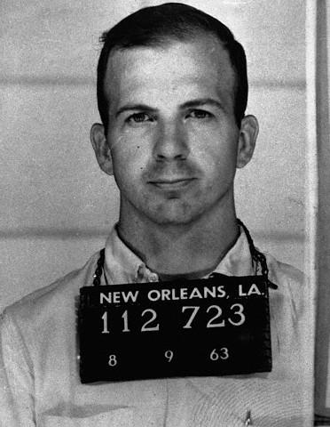 Oswald's New Orleans Mug Shot American History Government Crimes and Criminals