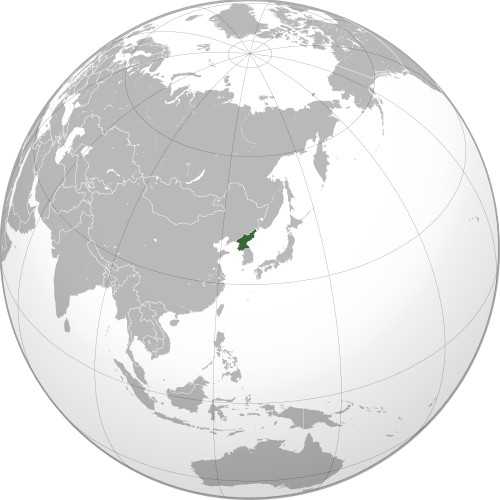 North korea on the world map north korea on the world map geography social studies visual arts world history gumiabroncs