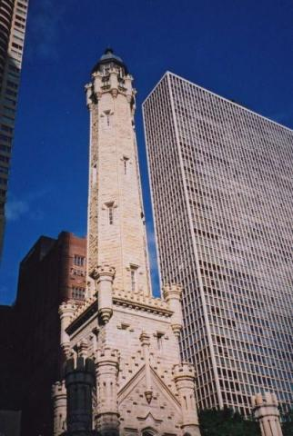 Chicago Water Tower American History Social Studies Tragedies and Triumphs Nineteenth Century Life Disasters