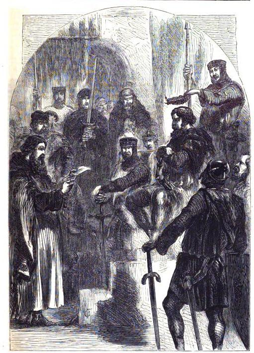 an analysis of the story of william wallace Henty, a producer of and writer for the boy's own paper story paper, portrays the life of william wallace, robert the bruce, the black douglas, and others, while dovetailing the events of his novel with historical fiction.