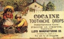 19th Century - Curing Tooth-Aches with Cocaine