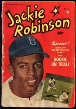 Jackie Robinson Comic Book