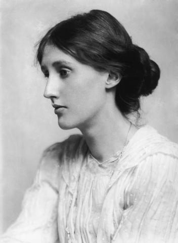 Virginia Stephen a/k/a Virginia Woolf - 1902 Visual Arts Famous People
