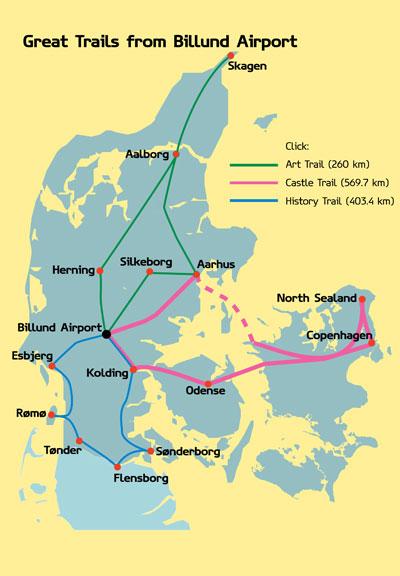 Kolding Its Location in Denmark
