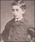James Mathew Barrie Photo as a Child Biographies Famous People Legends and Legendary People Poetry Visual Arts