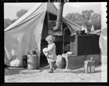 Great Depression - Child of Migratory Worker